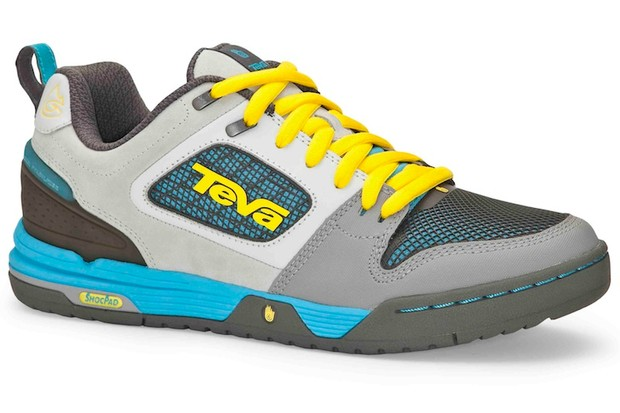 Teva's new Lenosky designed Links shoe