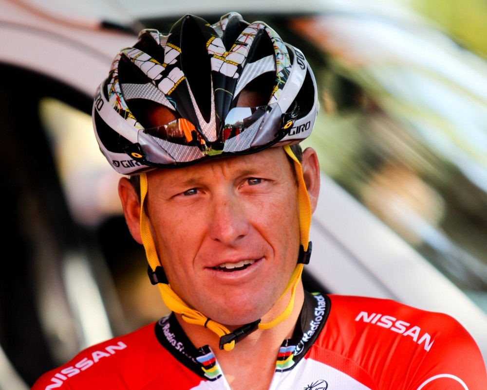 Lance Armstrong says he will be vindicated after the US Anti-Doping Agency promised to look into Sports Illustrated's claims that he doped