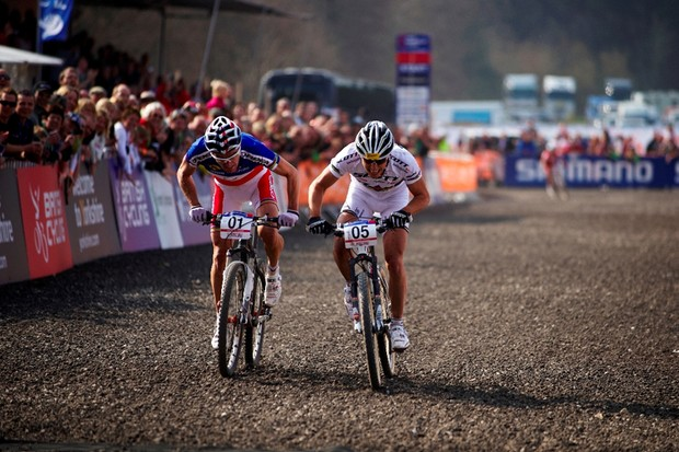 Dalby Forest in Yorkshire is hosting another cross-country round of the UCI Mountain Bike World Cup this year after a successful debut in 2010