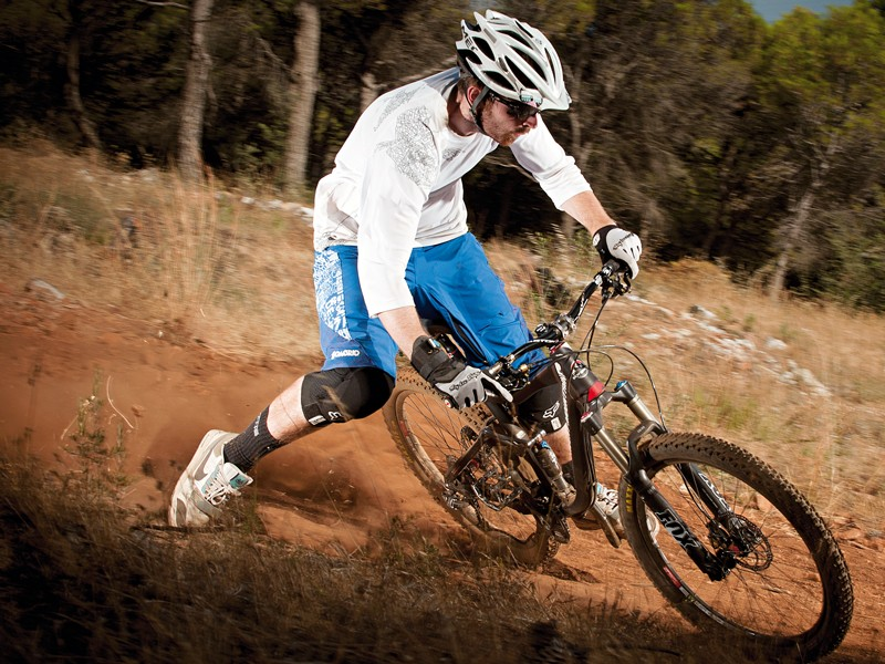Downhill is still the Slayer's core strength