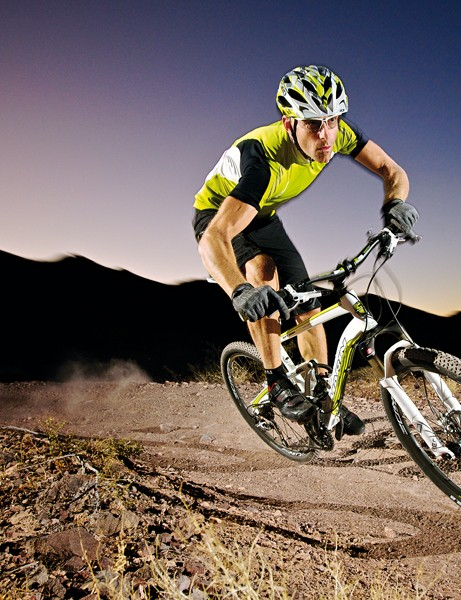 Marin's new cross-country bike is trail tough and attitude rich, but spec and suspension struggle against competitors