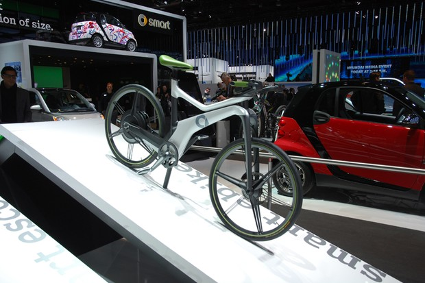 Daimler AG's Smart branded eBike