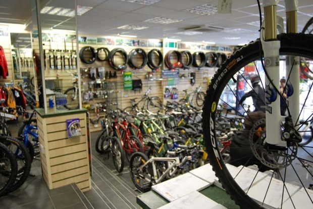 Interest in mountain bikes appears to be waning while road bikes, and particularly hybrids, are on the up, according to Google and some UK bike shops
