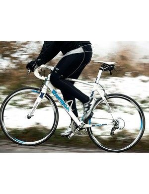 Fast, comfortable and reassuringly stable, with pin-sharp handling