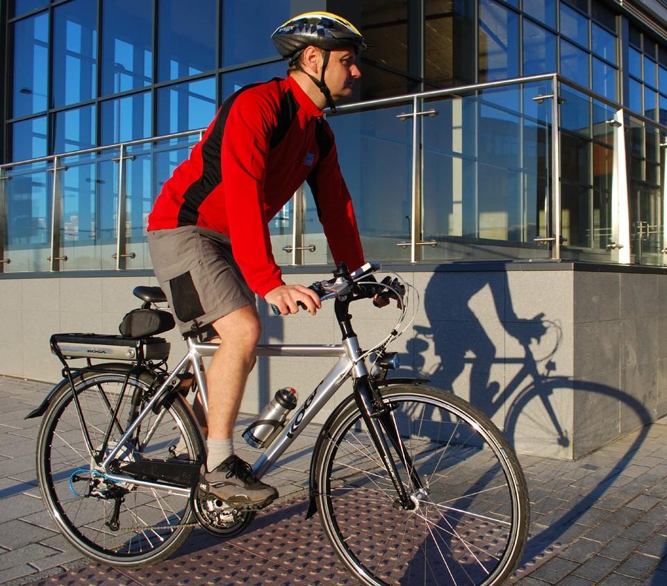 Koga E-light electric bike - BikeRadar