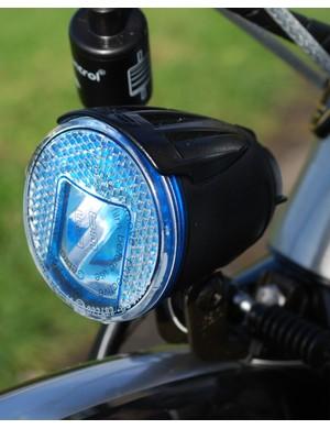 Small and powerful B&M Cyo IQ lights