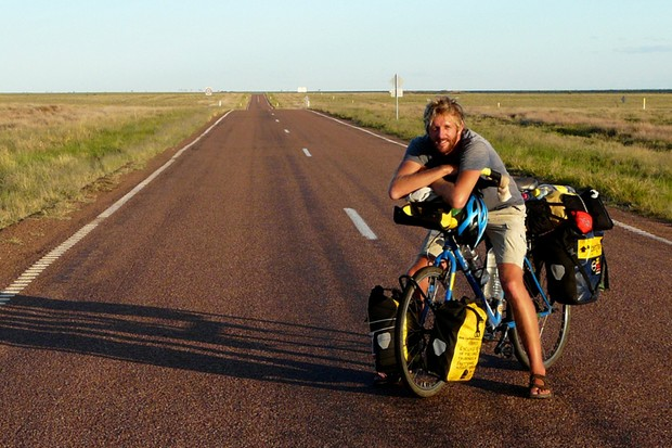 Oli Broom's journey to watch the Ashes took him hundreds of miles across the Outback