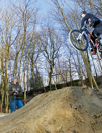 Get building your own dirt jumps this summer