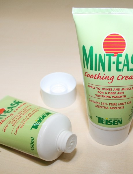 Teisen Mint-Ease chamois cream