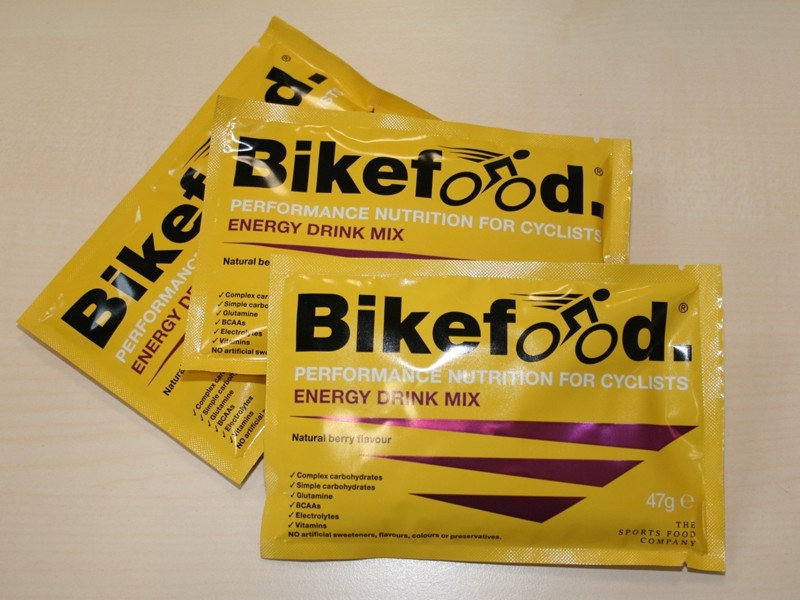 Bikefood energy drink mix