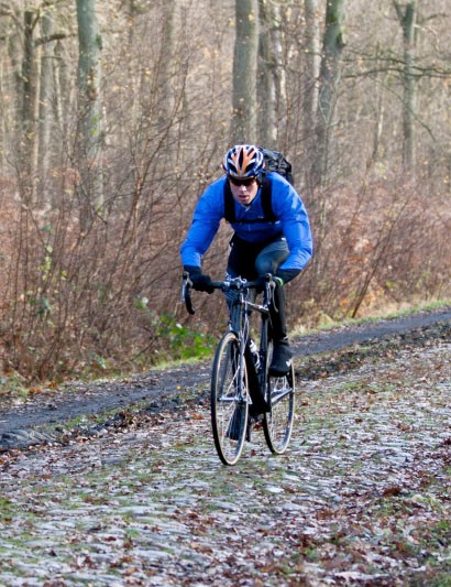 Leopard Trek team riders have been riding instrumented test bikes on Paris-Roubaix cobbles - but what for?