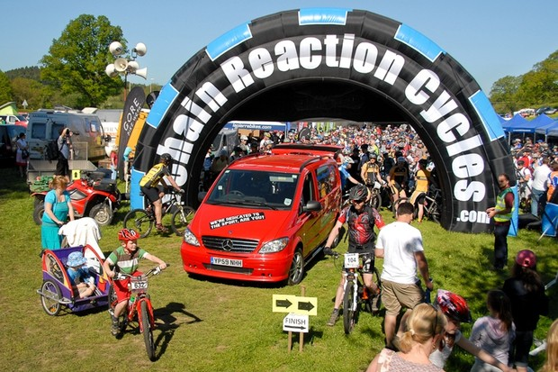 The Chain Reaction Cycles MTB Marathon Series 2011 powered by Mercedes-Benz Vito Sport