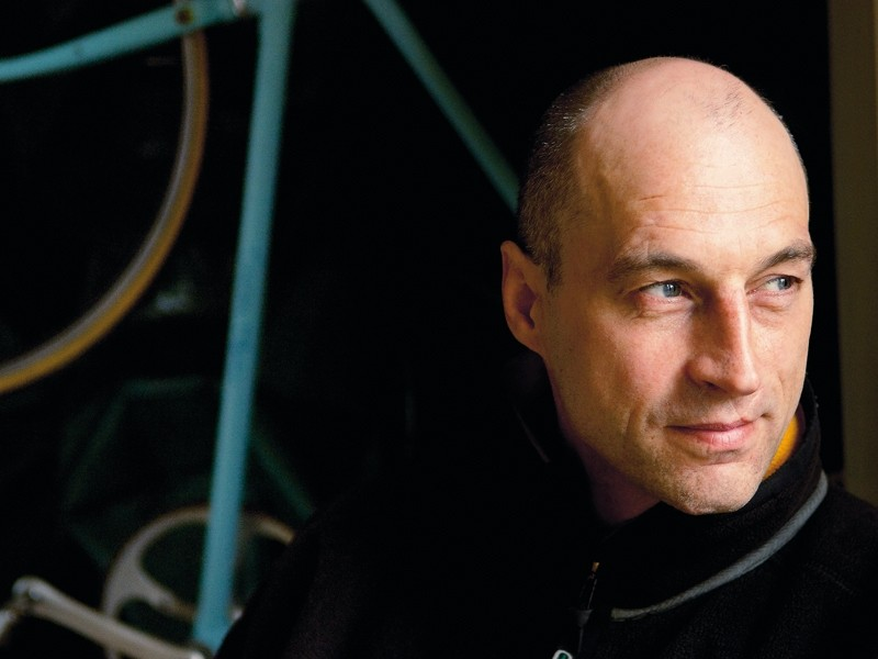 Graeme Obree: the realisation that he was gay nearly killed him