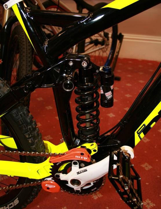 Identiti downhill bike