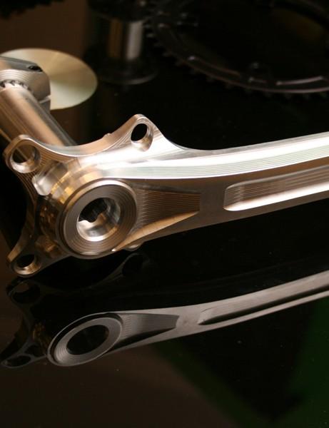 Hope prototype cranks