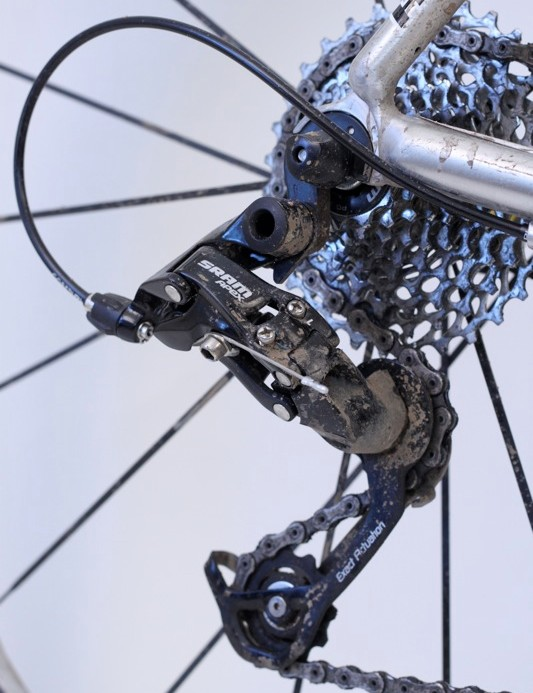 Apex served to launch SRAM's WiFLi concept of an ultra-wide range transmission that relies on a double crank