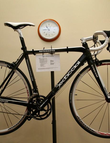 Dedacciai Nerissimo carbon road bike – £1,000 (frameset, 1,560g) / £1,770 (bike)