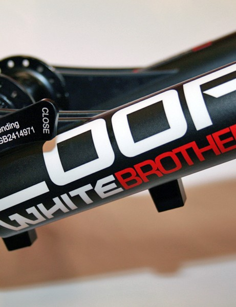 White Brothers Loop fork