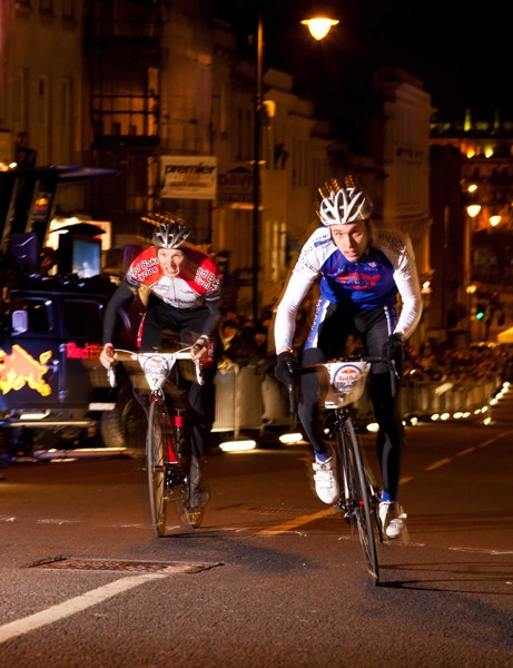 Perhaps unsurprisingly, it was the road riders who came out on top, ahead of the BMXers and mountain bikers