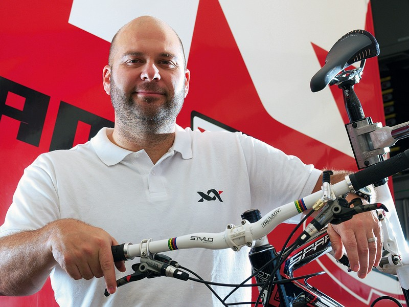 Avid product manager Paul Kantor's crystal ball on what's to come in the disc brake world is clearer than most and according to him, disc brakes will be widespread on road bikes within four to five years