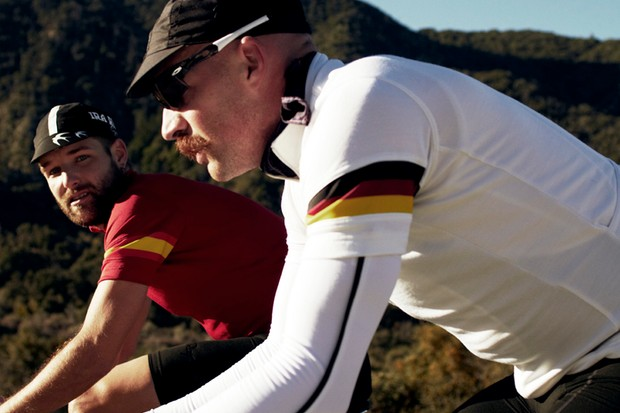 The first item to go on sale from Rapha's spring/summer 2011 range is the updated Country Jersey