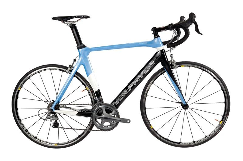 d25dfe3ec7f NeilPryde Alize Ultegra - BikeRadar