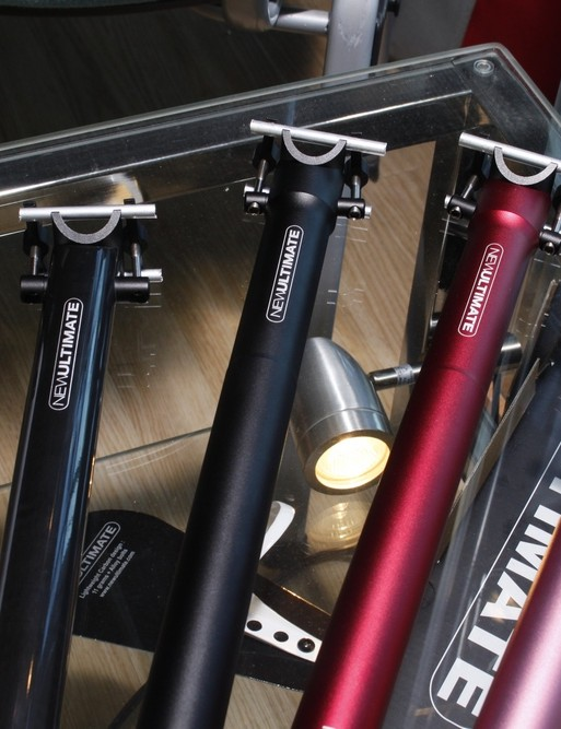 New Ultimate seatposts