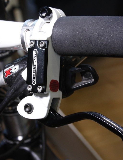 New Ultimate SL disc brake