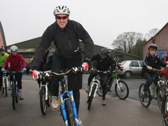 Steve Peat will be back at Stif next weekend, a year on from the opening of the new demo centre