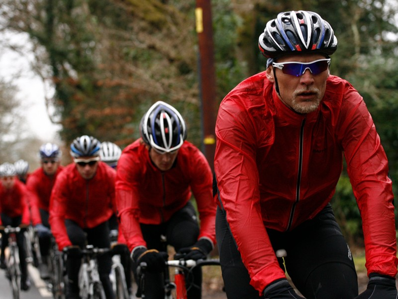 2004 Paris-Roubaix winner Magnus Backstedt is leading the new UK Youth cycling team