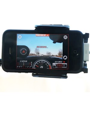 21pixel's iCar Black Box app turns your iPhone into a black box recorder