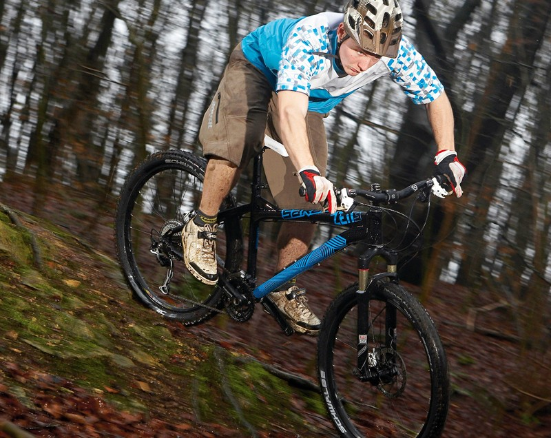 If you live for descents this bike should be on yourt shortlist