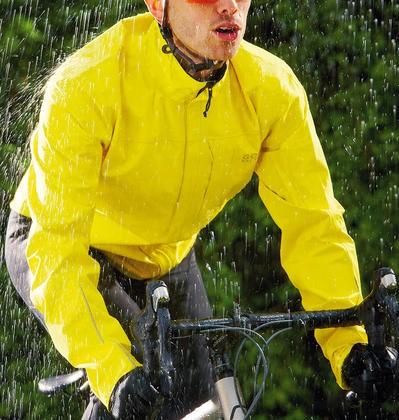 Gore Path II waterproof jacket