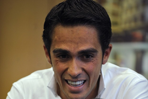 Alberto Contador says he is disgusted by his treatment at the hands of his own federation (RFEC), the UCI and WADA over his positive test