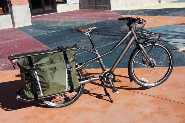 The Trek Transport+ isn't the prettiest bike to come through the BikeRadar office but it's definitely been one of the most useful  Thanks to its generous cargo capacity and handy BionX pedal-assist motor, it replaced a car for a full Colorado winter month for all in-town trips