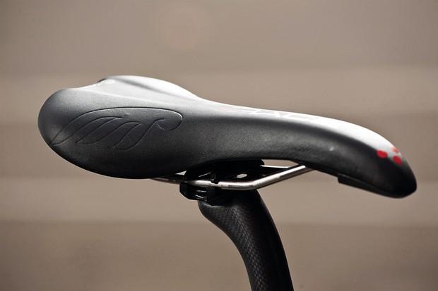 Smanie Tri-Race saddle