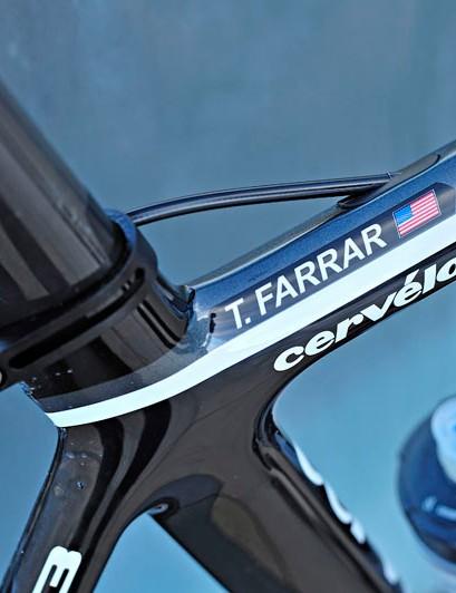 Tyler Farrar (Garmin-Cervélo) has started his 2011 season with a bang, winning the field sprint at the Trofeo Palma de Mallorca.