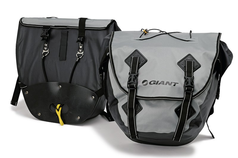 Giant Shadow dry panniers