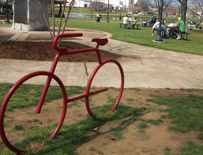 Alabama's universities are paving the way toward the states bike friendliness