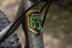 The Reynolds 631 badge is a seal of approval and the skinny-tubed 19 is a thing of beauty