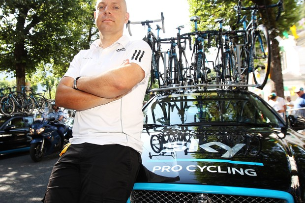 Dave Brailsford says that Team Sky may relax its zero tolerance doping policy when it comes to hiring sports directors