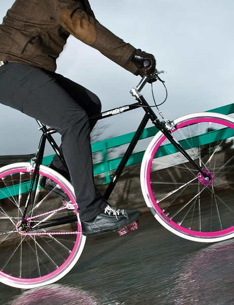 We'd be more than happy to use this bike on our urban commute