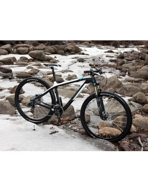 We're only just starting our testing on Trek's new Superfly Elite 29
