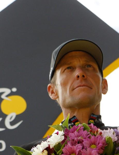 Lance Armstrong won the Tour de France seven times