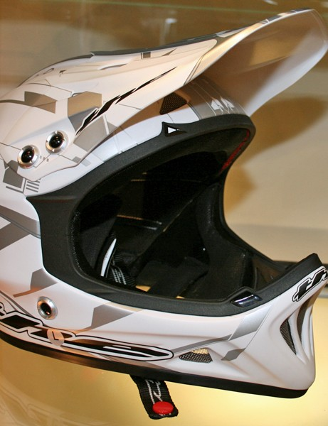 THE T2 Composite Tech helmet