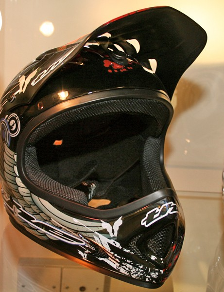 THE Point 5 Heaven & Hell helmet