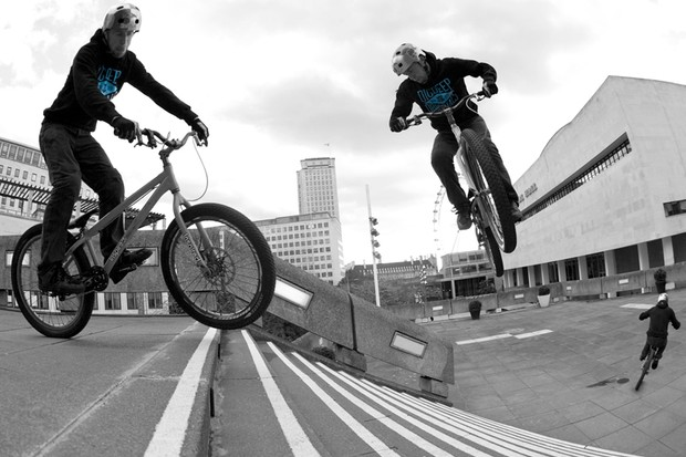 Danny MacAskill explains the technique behind his amazing moves in a new how-to series