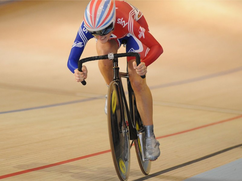The Track Cycling World Cup is coming to Manchester this weekend