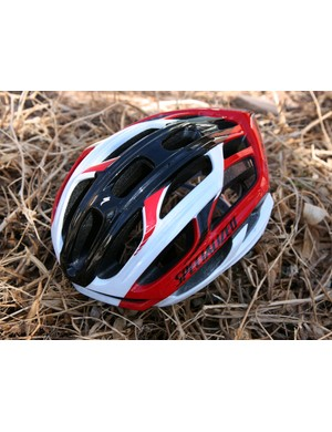 Specialized claims its new S-Works Prevail helmet is not only lighter and better ventilated than its predecessor but also offers real aerodynamic benefits, too