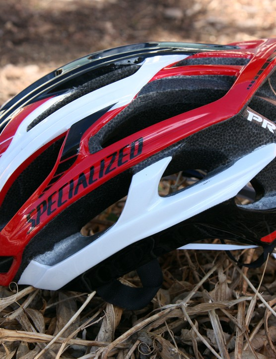 Overall the Prevail sports a more squared-off look from most angles relative to the older S-Works